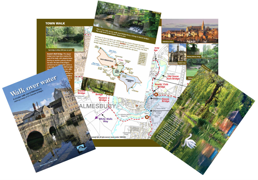 Bridges Walk Booklet