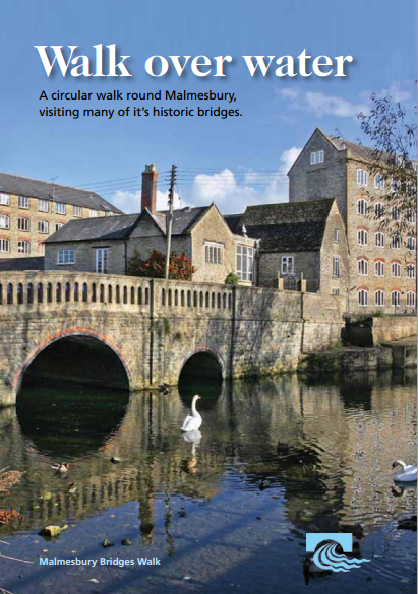 Malmesbury Bridges Walk guidebook