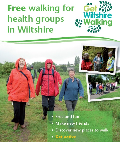 Get Wiltshire Walking
